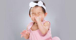 bébé nez bouché
